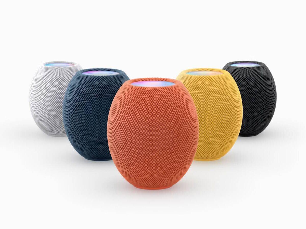 Rumeur : le HomePod mini coloré pourrait arriver en précommande le 1er novembre (aux USA ?)