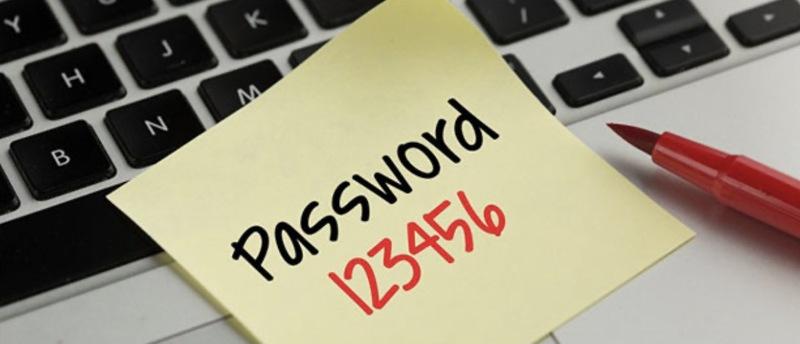 Illustration : Aujourd'hui, c'est la Journée Mondiale du mot de passe !