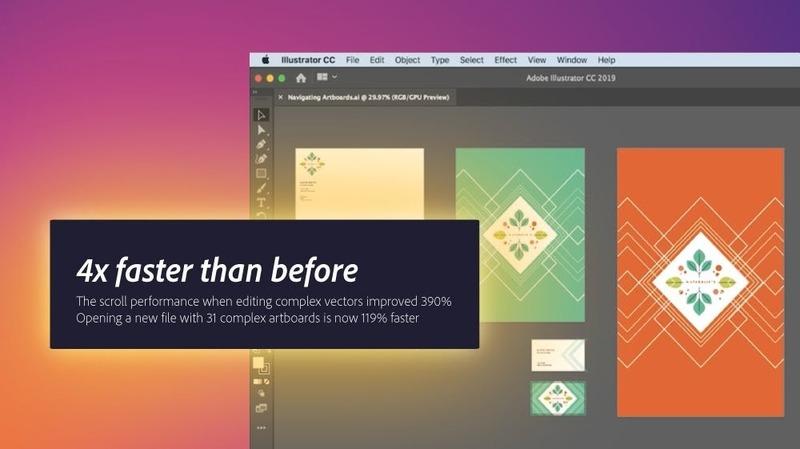 Illustration : Adobe : Illustrator, InDesign et Lightroom Classic sont compatibles avec les Mac M1