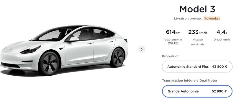 Illustration : VE : AppleCar, Android chez Tesla, Porsche, Polestar/Ionity, Model 3 en rupture