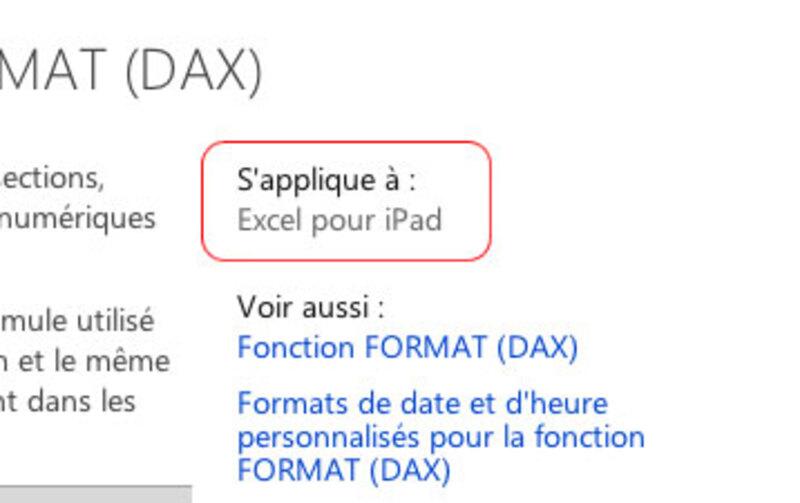 Illustration : Excel pour iPad, déjà sur le site de Microsoft !