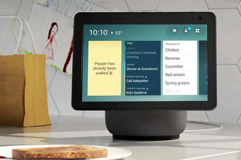 Illustration : Amazon : le plein de nouveautés pour les Echo (bientôt compatibles Matter) et Alexa