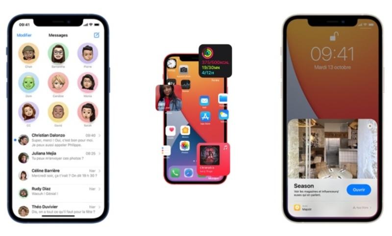 Illustration : iOS 14.7.1 corrige le bug empêchant les Apple Watch de se déverrouiller avec l'iPhone