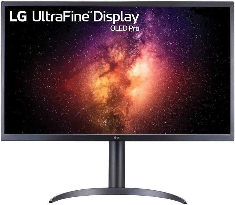 Illustration : L'UltraFine LG 32 pouces OLED 4K est disponible à 3599,99 €