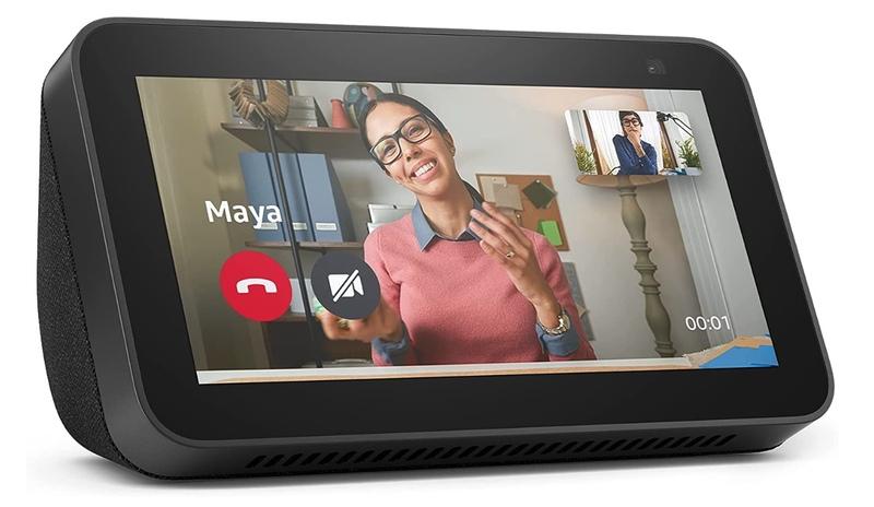 Illustration : Promos : Fire TV Stick dès 19€, 4K à 39€, Echo Dot Gen4 à 31€, Echo Show 8 à 64€