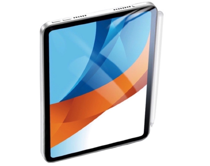 Illustration : iPad mini 6 : des clichés montrent un design revu avec des boutons de volume sur le dessus
