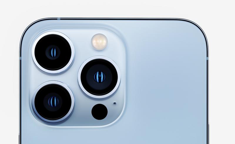 Illustration : Les iPhone 13 et 13 Pro arrivent chez les opérateurs