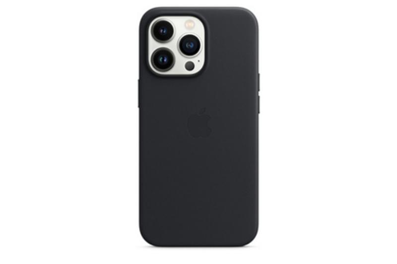 Illustration : Promos : la coque MagSafe silicone ou cuir pour iPhone 13/mini/Pro/Pro Max à 49€