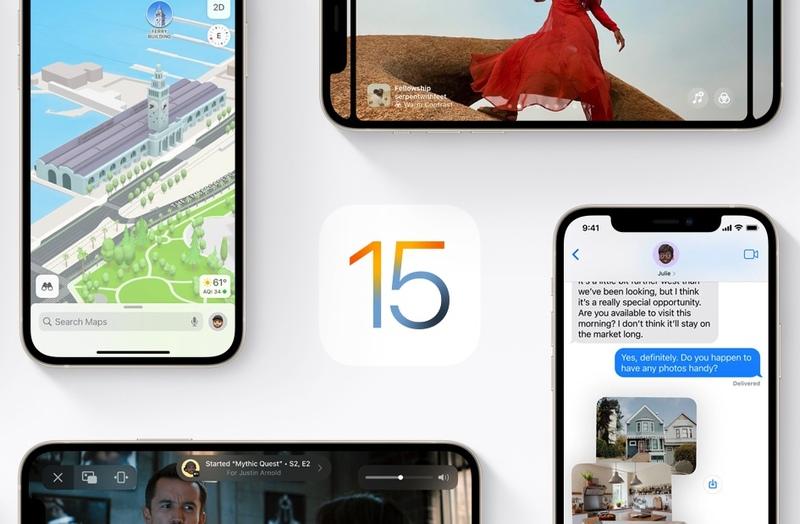 Illustration : iOS 15 : quelques fonctionnalités sont réservées aux iPhone récents (A12 minimum)
