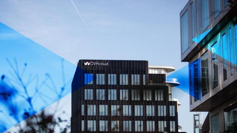 Illustration : Bourse : OVHcloud valorisé à 4 milliards d'euros ?