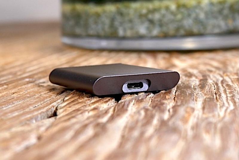 Illustration : Test express du SSD USB-C 3.2 Gen2 Mobile SSD Secure de LaCie (1 050 Mo/s)
