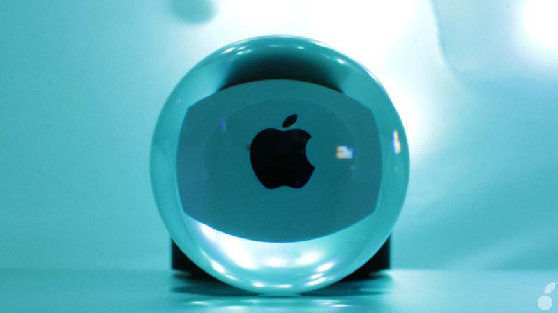 Illustration : Trois tailles d'Apple Watch en 2022 ?