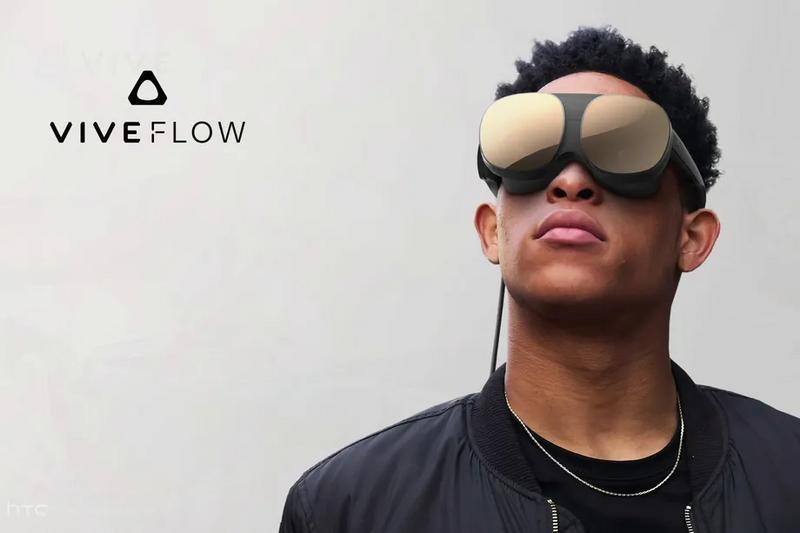 Illustration : Le casque VR autonome  HTC Vive Flow fuite sur le net avant sa présentation officielle