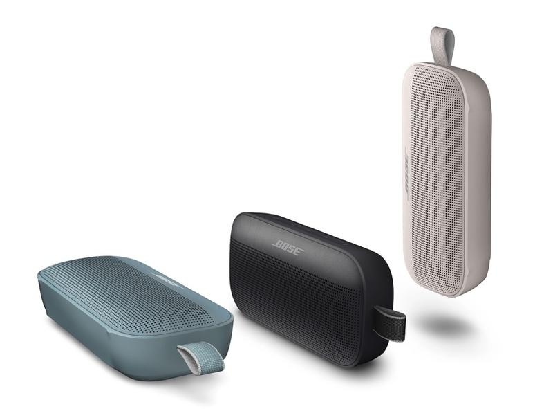 Illustration : SoundLink Flex : Bose présente sa nouvelle enceinte Bluetooth nomade à 149$