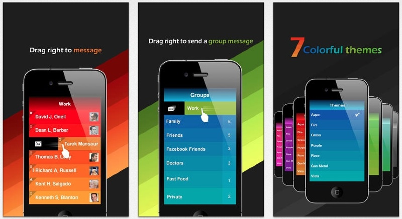 Illustration : Bons plans iOS : contacts, PDF, hydratation et stratégie