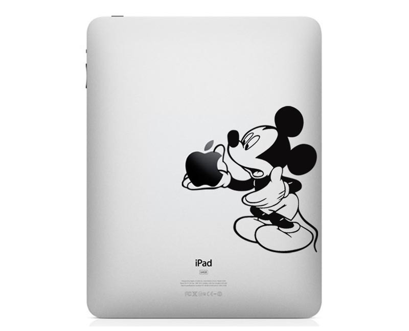 Illustration : Les enfants préfèrent l'iPad à Disney et Toys'R Us