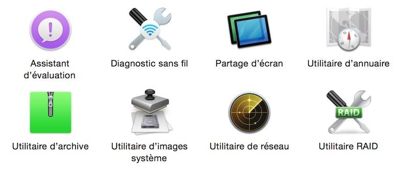 Illustration : Des apps Apple cachées dans OS X Yosemite