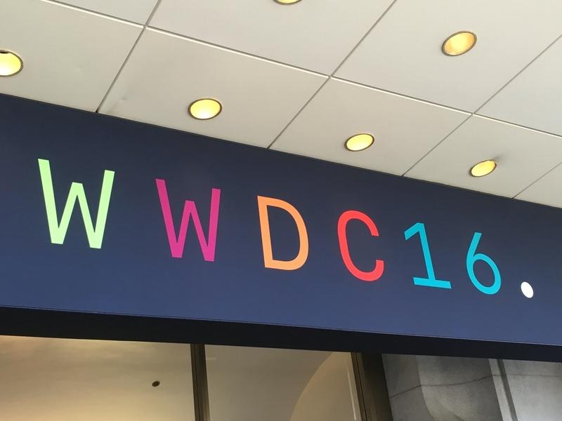 Illustration : #WWDC2016 : une édition comme les autres ? Pas tout à fait !
