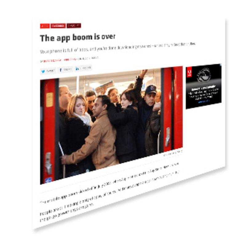 Illustration : iOS 10 : les extensions vont-elles tuer les applications ? Réflexion sur un nouveau paradigme