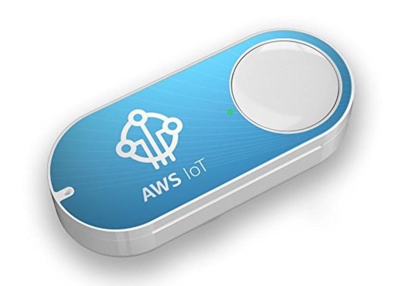 Illustration : Amazon lancera bientôt un Dash Button Wifi entièrement programmable