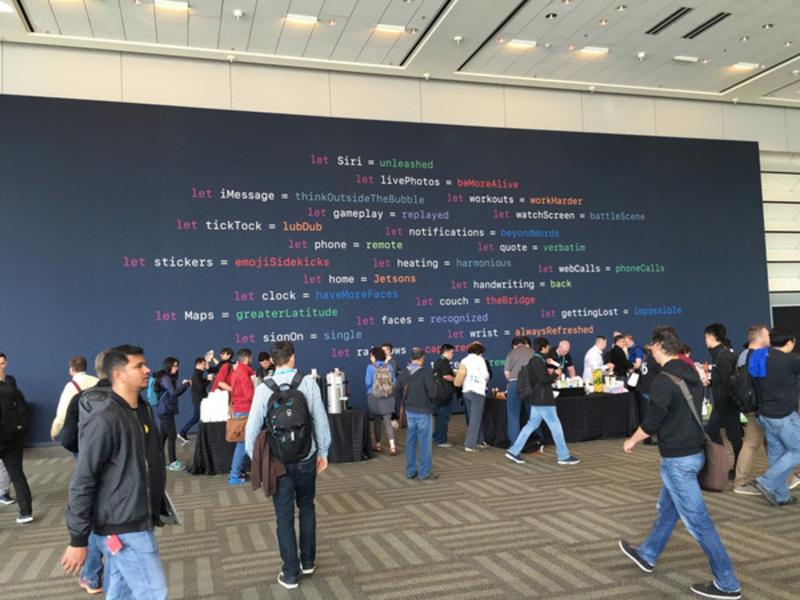 Illustration : #WWDC : quelles sont les attentes des développeurs ?