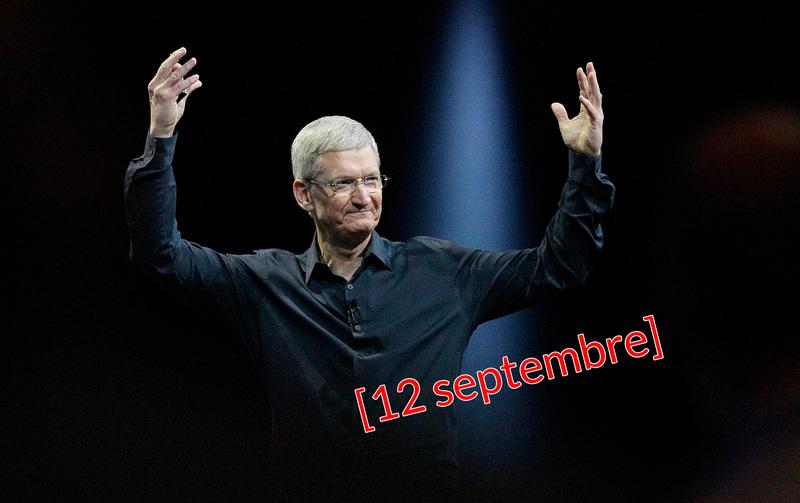 Illustration : Keynote iPhone 8 : le 12 septembre se confirme (du côté des opérateurs)
