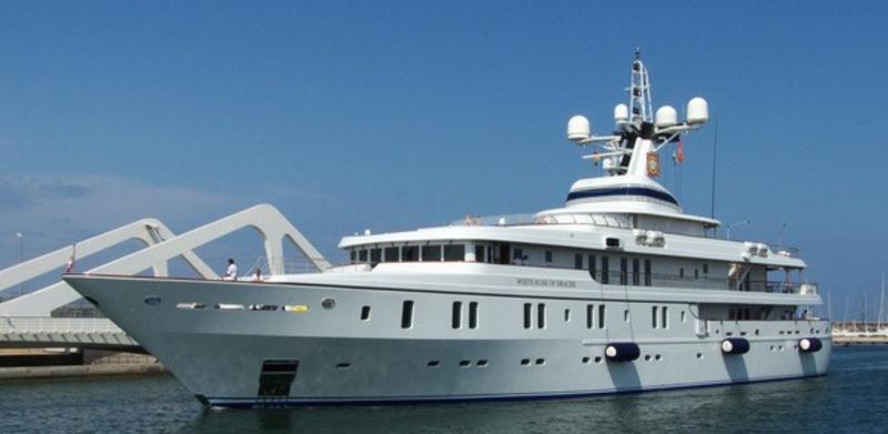Illustration : C'est prouvé, il est possible de pirater un yacht (au hasard, celui de Steve Jobs ?)