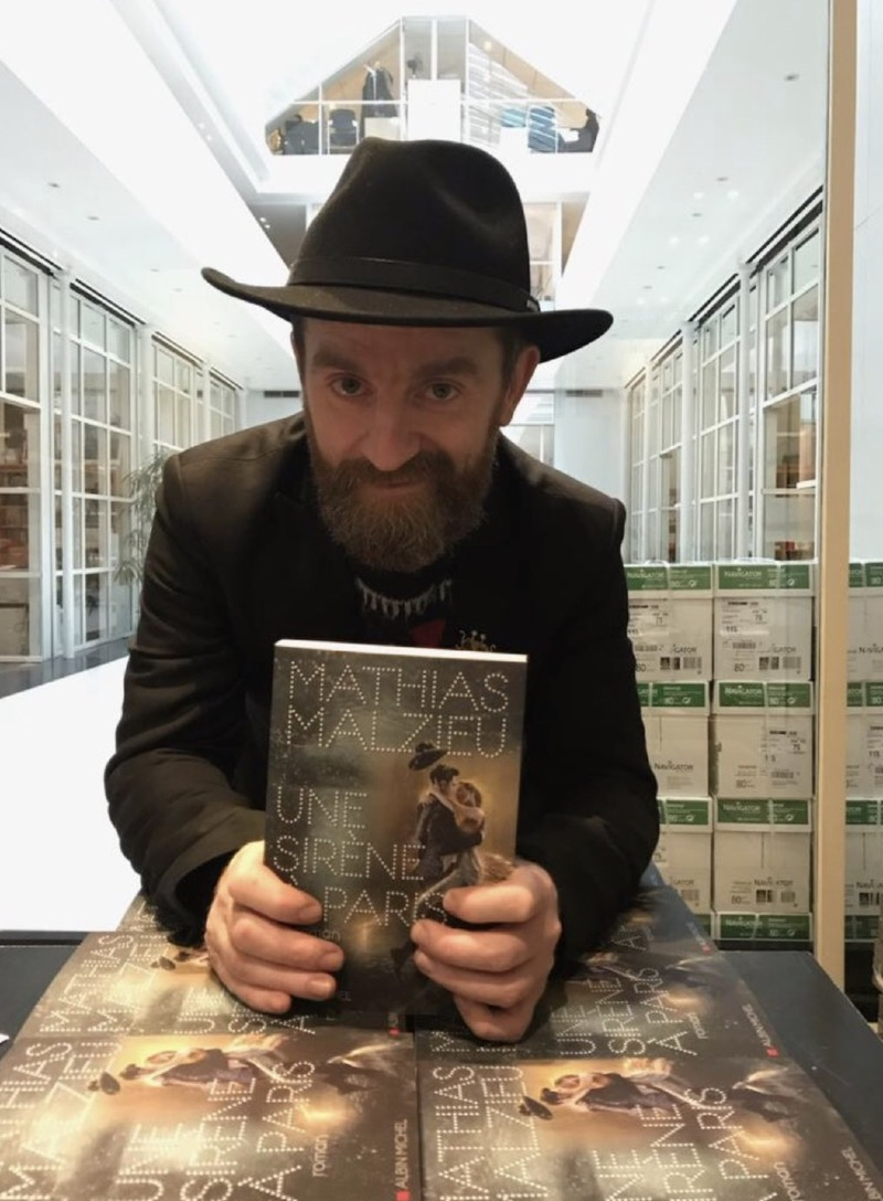 Illustration : Vidéo : interview geek avec Mathias Malzieu du groupe Dionysos ! #GeekTime